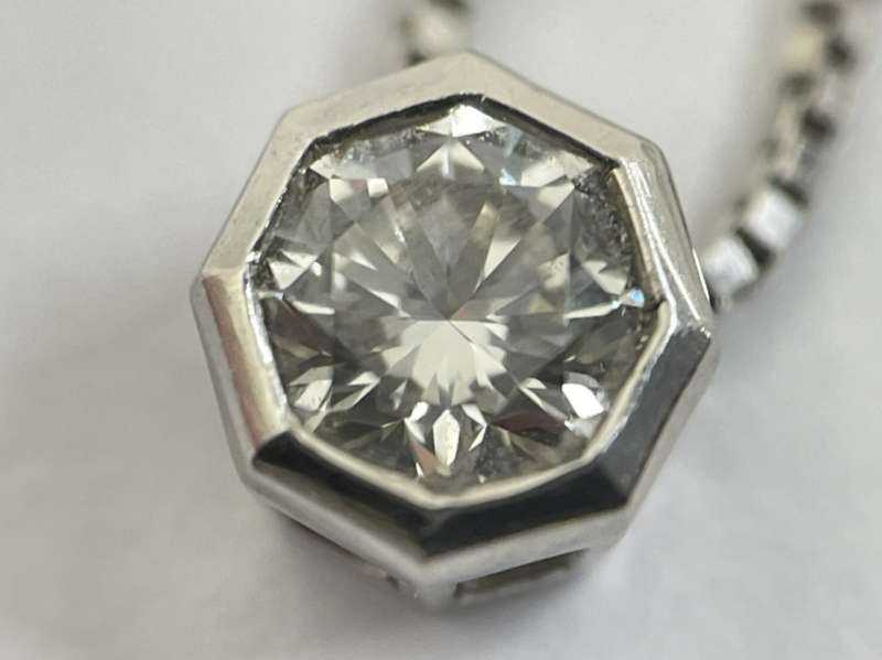 ダイヤモンド買取 Pt900×Pt850