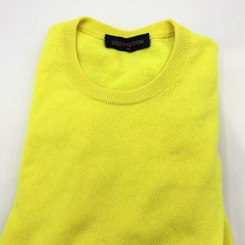 ルイヴィトン買取 カシミヤセーター
