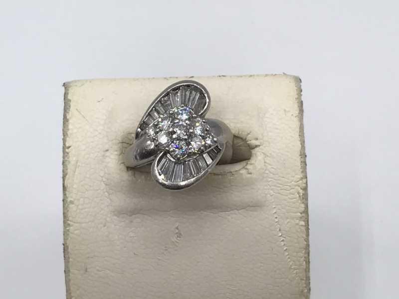ジュエリー買取 ダイヤモンドリング