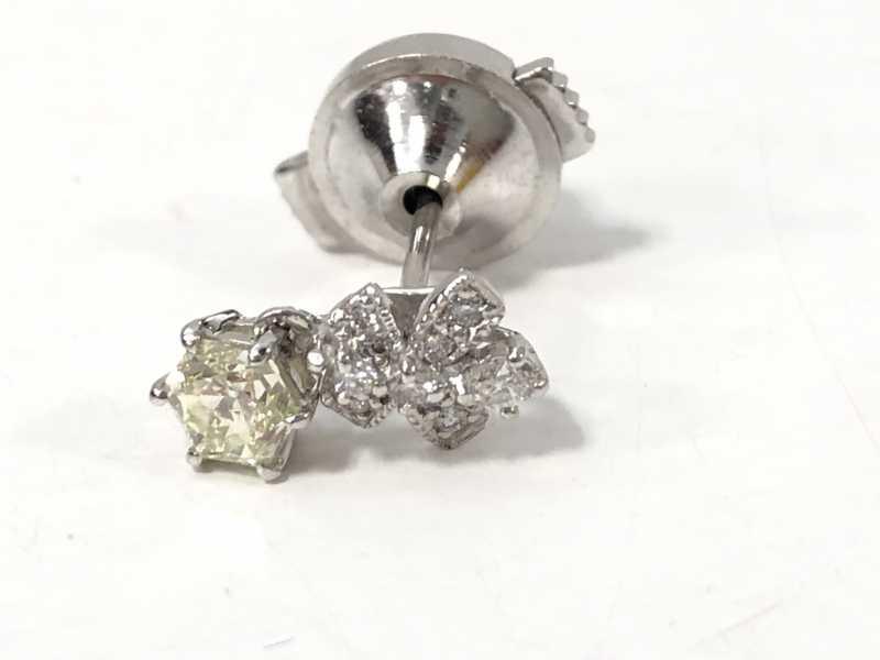 ダイヤモンド買取 ブローチ
