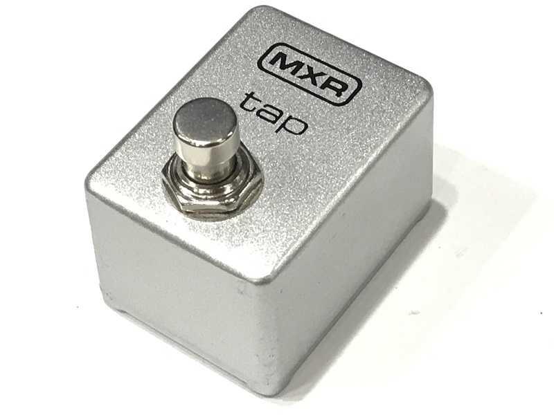 MXR買取 M199 Tap Tempo タップスイッチ