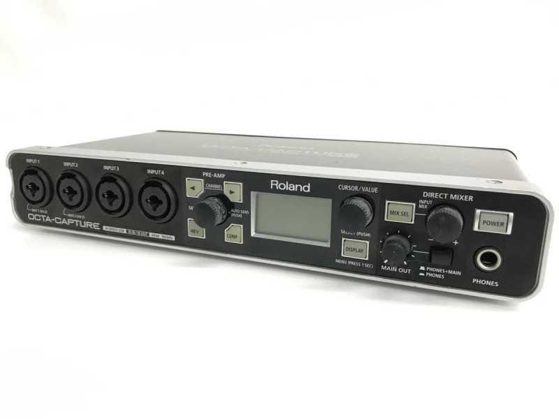 Roland OCTA-CAPTURE UA-1010 買取