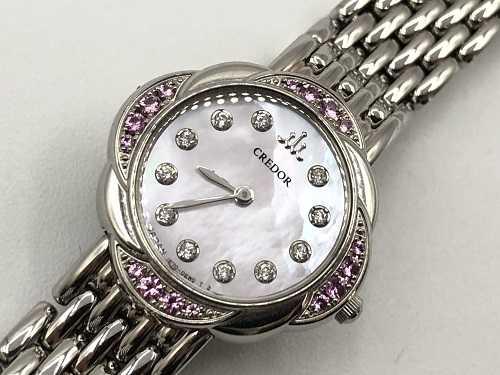 セイコー買取 時計 クレドール