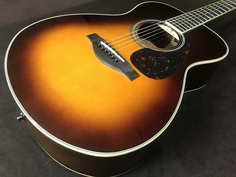 YAMAHA買取 LS6 ARE エレクトリックアコースティックギター