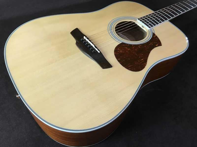 James J-300D NAT アコースティックギター 買取