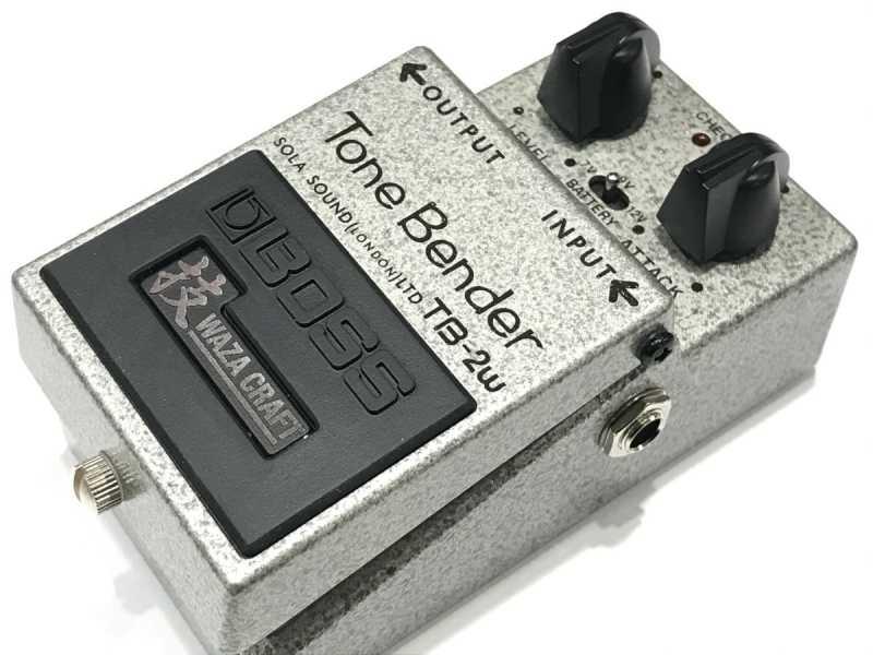 BOSS TB-2W Tone Bender 買取