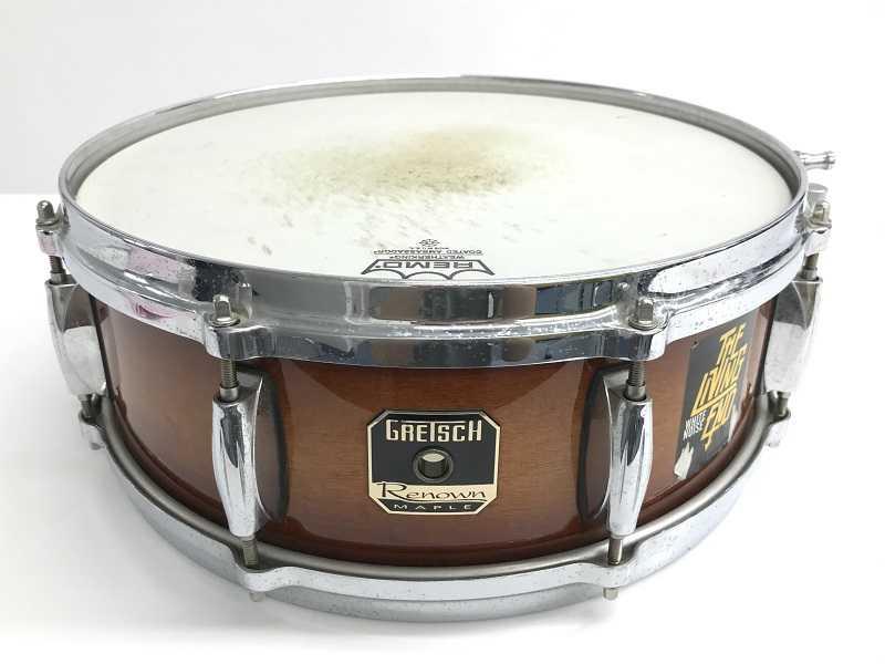 Gretsch買取 Renown Maple 14×5インチ スネアドラム