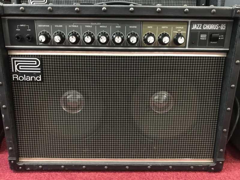 Roland JC-85 JAZZ CHORUS 買取