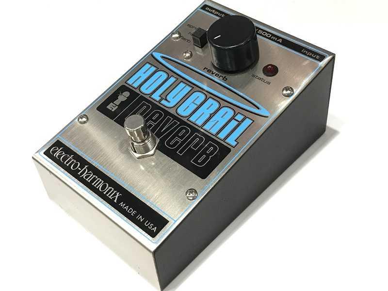 Electro-Harmonix HOLY GRAIL リバーブ 買取