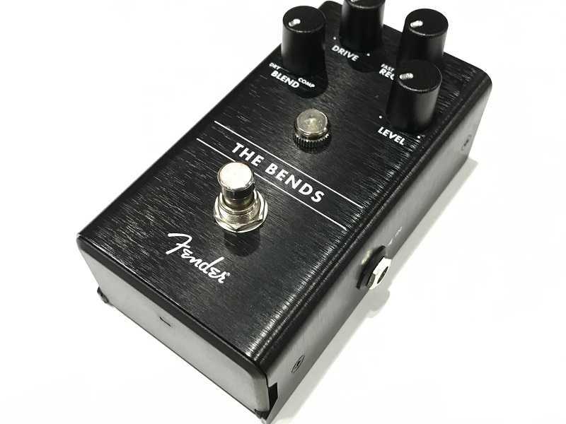 Fender買取 The Bends Compressor Pedal コンプレッサー