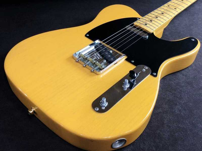 Fender USA American Vintage 52 Telecaster 買取