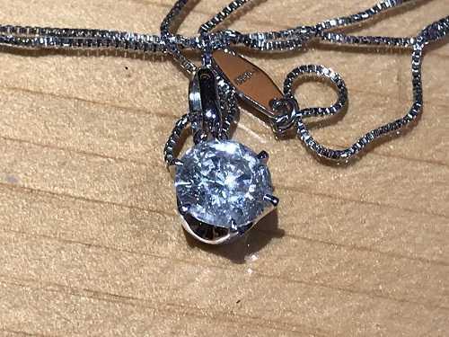 ダイヤモンド 買取 ネックレス