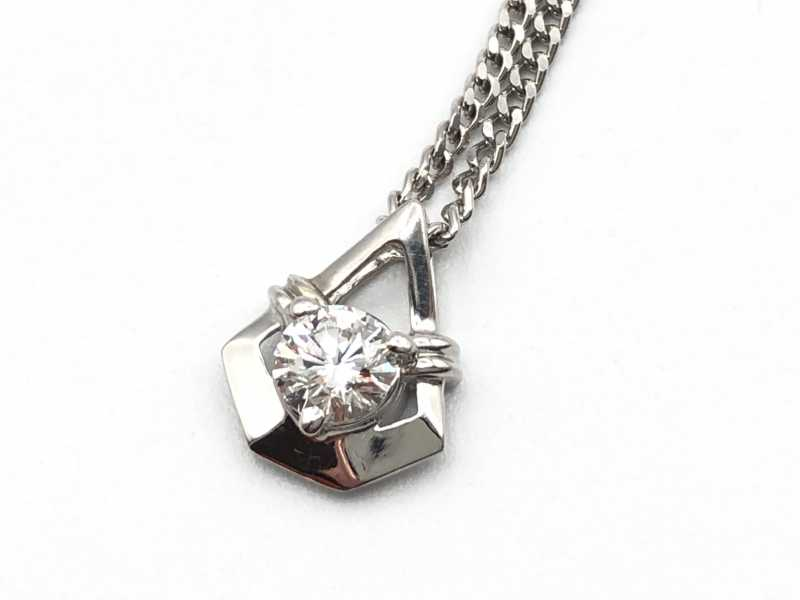 ダイヤモンド 買取 0.5カラット ネックレス