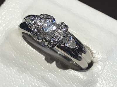 ダイヤモンド買取 デザインエンゲージメントリング