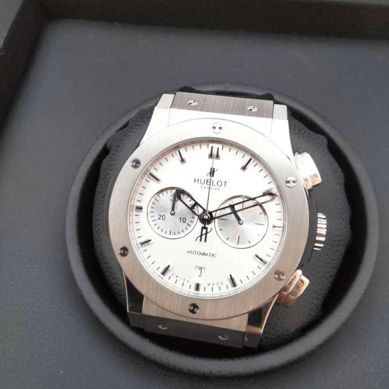 ウブロ買取 腕時計 クラシックフュージョン
