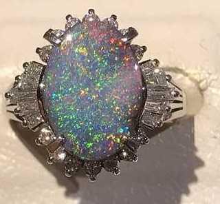 指輪 買取 オパール