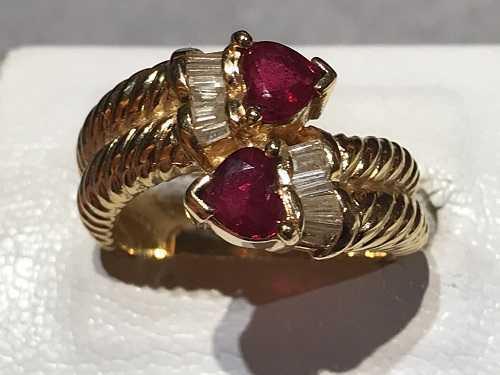 指輪 買取 ルビー