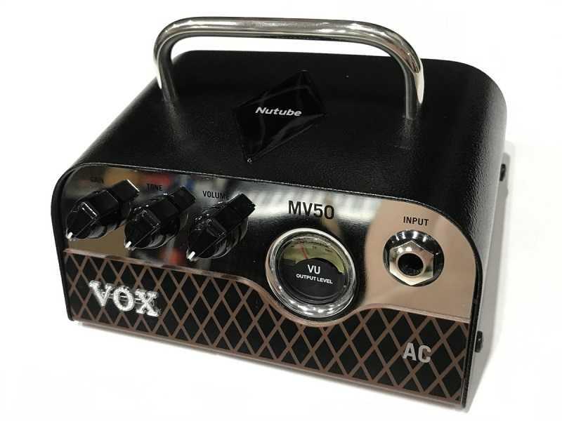VOX MV50-AC ヘッドアンプ 買取