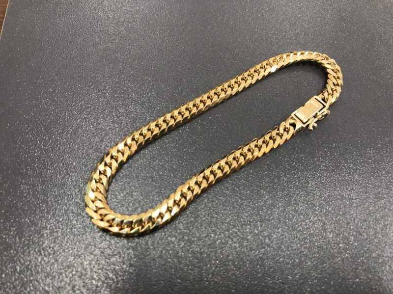 貴金属買取 K18 ネックレス