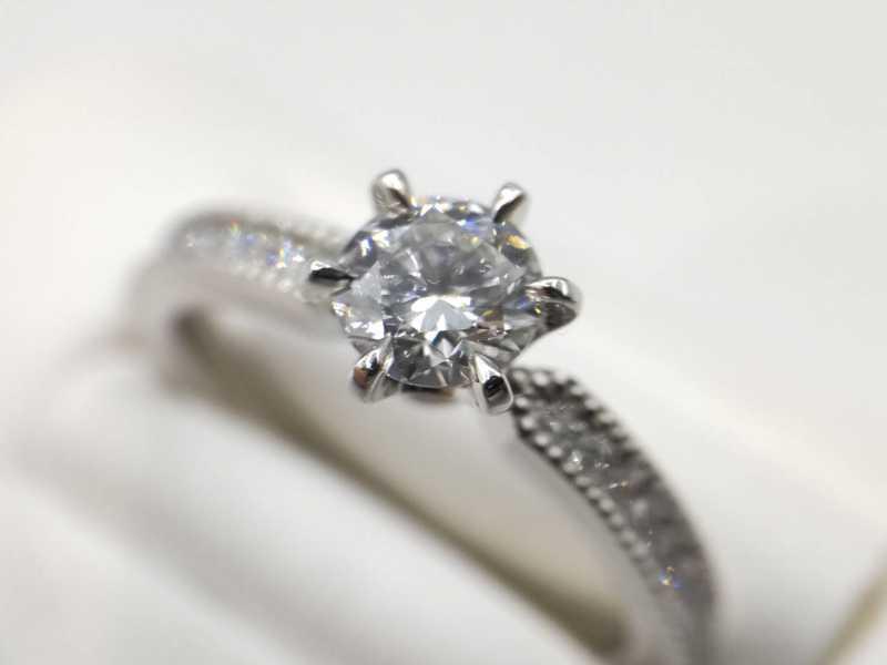 ダイヤモンド買取 エンゲージメントリング