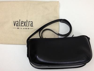 Valextra ヴァレクストラ ハンドバッグ レザー