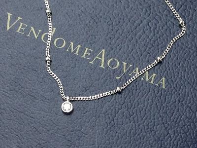 VENDOME AOYAMA ヴァンドーム青山 PT ダイヤモンド ブレス