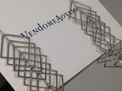 Vendome AOYAMA ヴァンドーム青山 シルバーピアス 925 中古 数回使用 レディース
