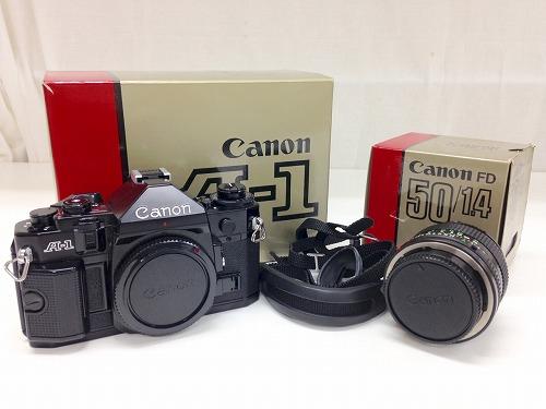 Canon キャノン A-1 レンズ 本体セット