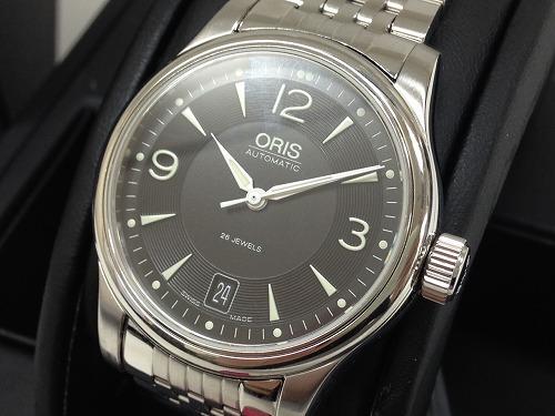 ORIS オリス モダンクラシック 01 733 7578 4064 腕時計 スイス オートマティック