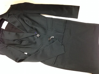 VALENTINO ヴァレンチノ レディーススーツ 黒 #38 タグ付き