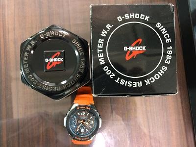 カシオ G-SHOCK 腕時計 GW-3000M 買取り 京都 マルカ 御池店