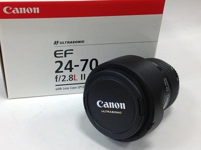 キャノン(Canon) EF24-70/2.8L Ⅱ USM
