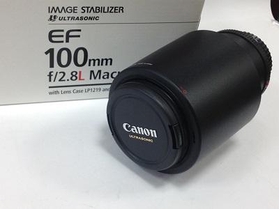 キャノン(Canon) レンズ EF100mm F2.8L マクロ IS USM
