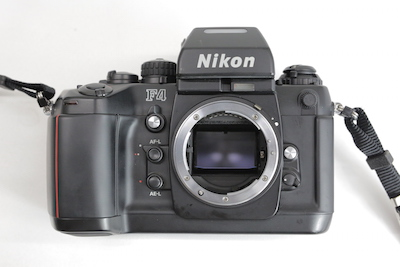 Nikon ニコン F4 Fシリーズ 京都 カメラ 中古 買取
