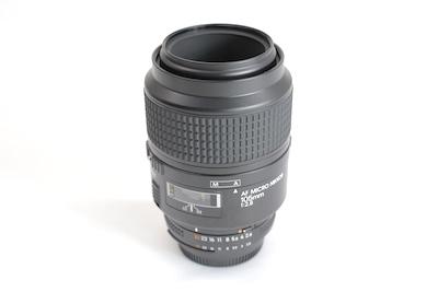 Nikon ニコン AF MICRO NIKKOR ニッコール 105mm 2.8 マクロレンズ 京都 中古 買取