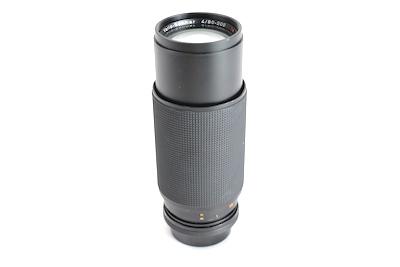 カールツァイス Carl Zeiss バリオゾナー Vario-Sonnar T* 80-200mm f4 京都 レンズ 買取