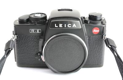 LEICA ライカ R-E 京都 カメラ 高価買取