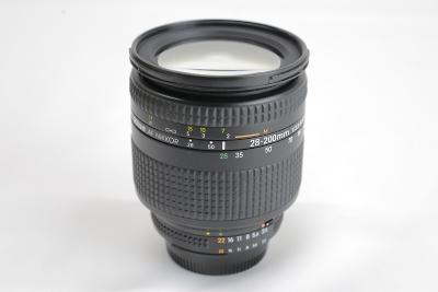 ニコン Nikon ニッコール AI AF Zoom Nikkor 28-200mm F3.5-5.6D