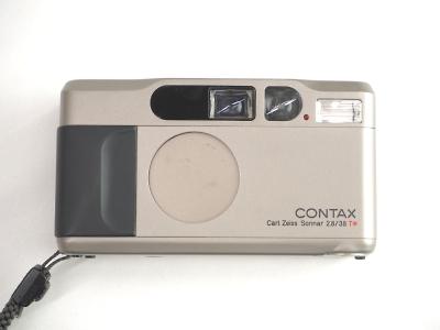 コンタックス CONTAX T2 クローム カメラ 中古 京都 買取