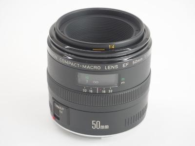 Canon キヤノン EF50mm F2.5 コンパクトマクロ COMPACT-MACRO レンズ 新品 中古 京都 四条 買取