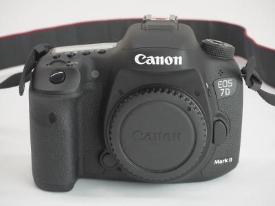 Canon キヤノン EOS 7D Mark II 2 イオス デジタル一眼レフカメラ カメラ 京都 四条 新品 中古 買取