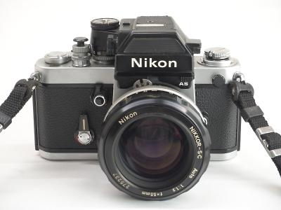 ニコン Nikon F2 AS フォトミック カメラ 京都 四条 中古 買取