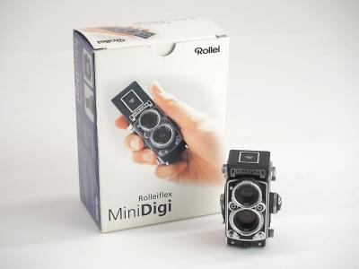 ローライフレックス Rolleiflex ミニデジ MiniDigi デジタルカメラ 京都 四条 カメラ 新品 中古 買取