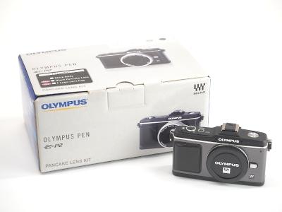 オリンパス OLYMPUS E-P2 M.ZUIKO DIGITAL 17mm F2.8 パンケーキレンズ カメラ買取 京都 四条
