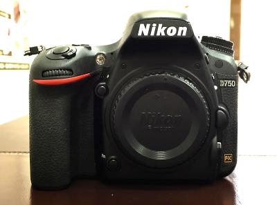 ニコン Nikon D750 AF 24-120mm 3.5-5.6 G VR レンズキット カメラ 京都 四条 中古 買取