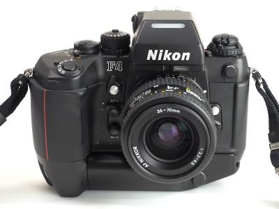 Nikon ニコン F4 高級 フィルムカメラ 買取 中古 買取