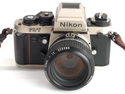 Nikon ニコン F3/T (チタン) HP 高級 フィルムカメラ 京都 買取 中古 新品