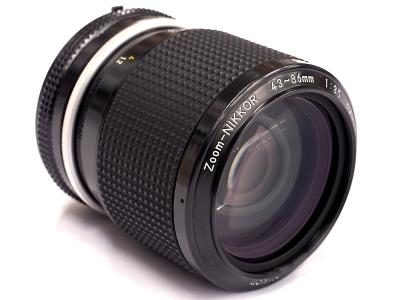 Nikon ニコン NIKKOR ニッコール Ai 43-86mm F3.5 カメラ レンズ 中古 新品 宅配買取 京都