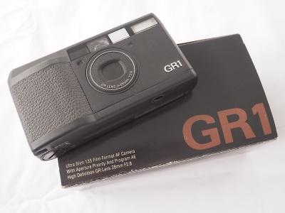 RICOH リコー GR1 コンパクトフィルムカメラ 京都 四条 新品 中古 買取
