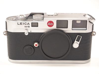 LEICA ライカ M6 京都 カメラ 中古 新品 買取